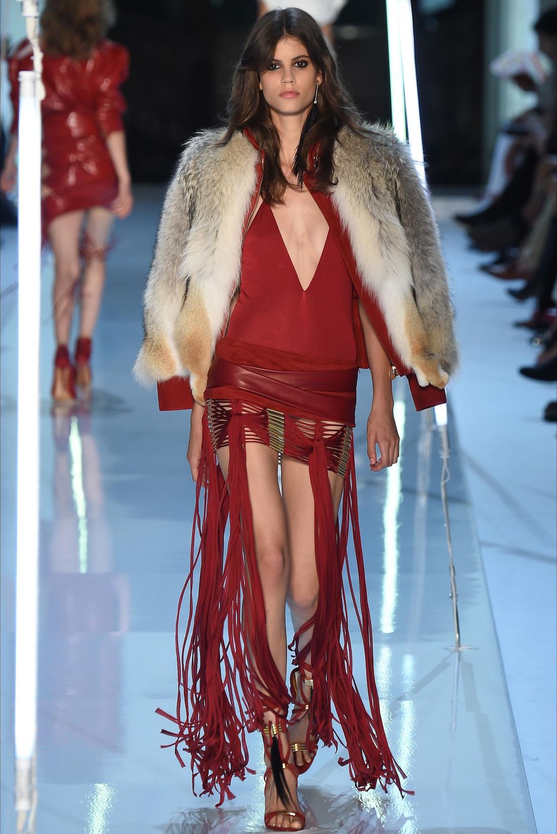 Alexandre Vauthier Haute Couture podzim - zima 2015/2016