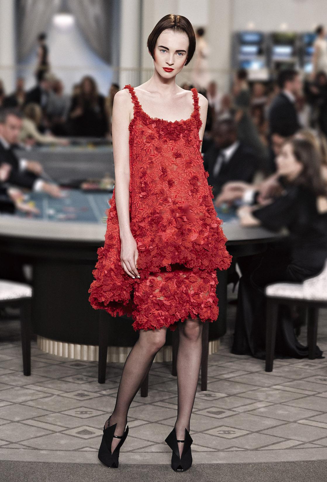 Chanel Haute Couture podzim - zima 2015/2016