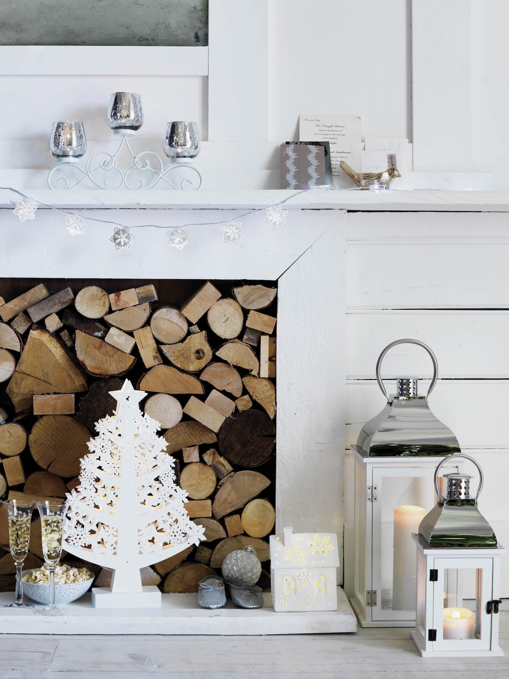 Bílé Vánoce foto: Homebase