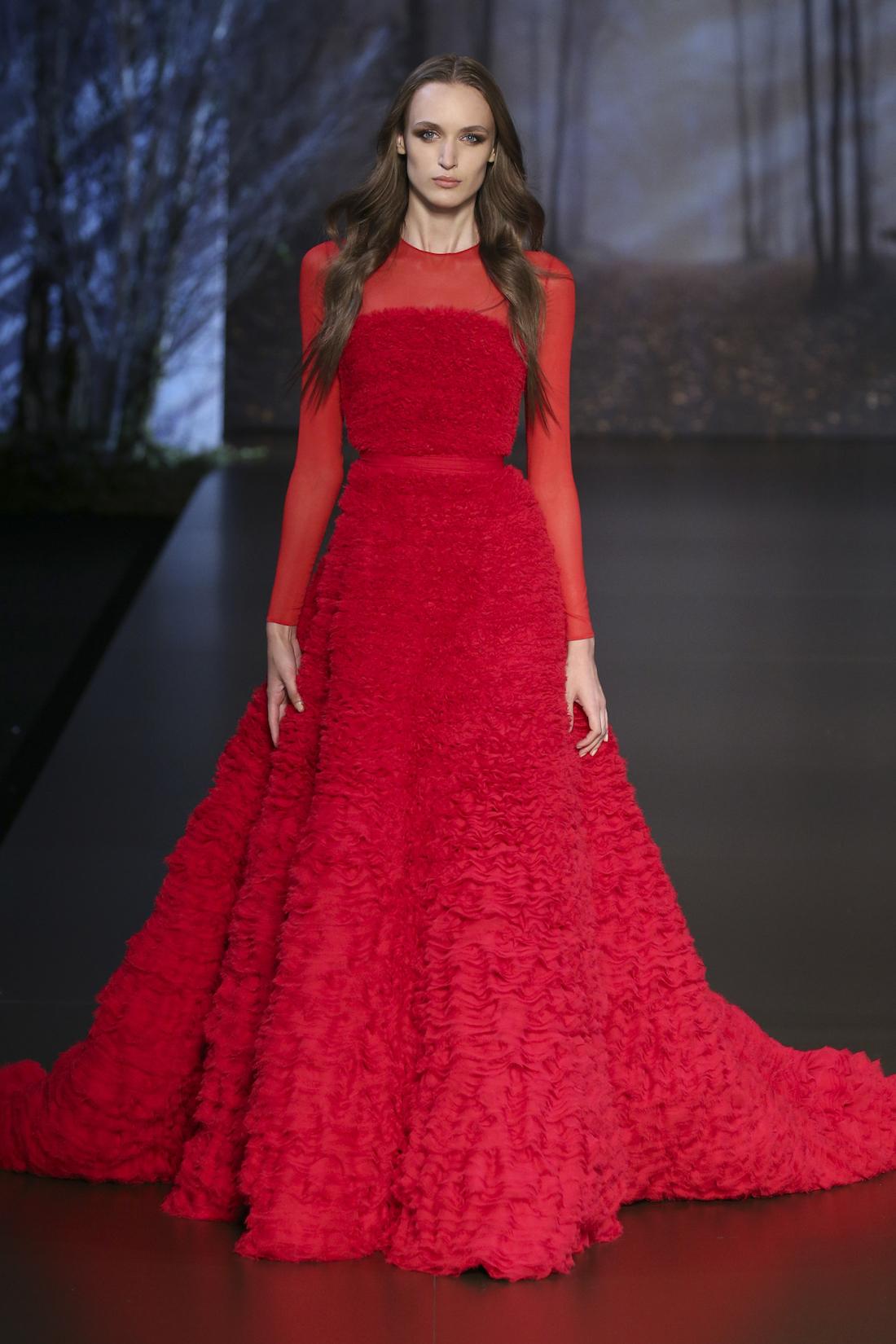 Ralph&Russo Haute Couture podzim - zima 2015/2016