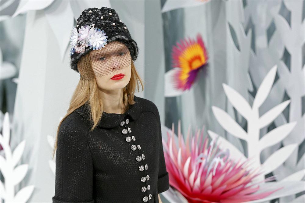Chanel Haute Couture jaro - léto 2015