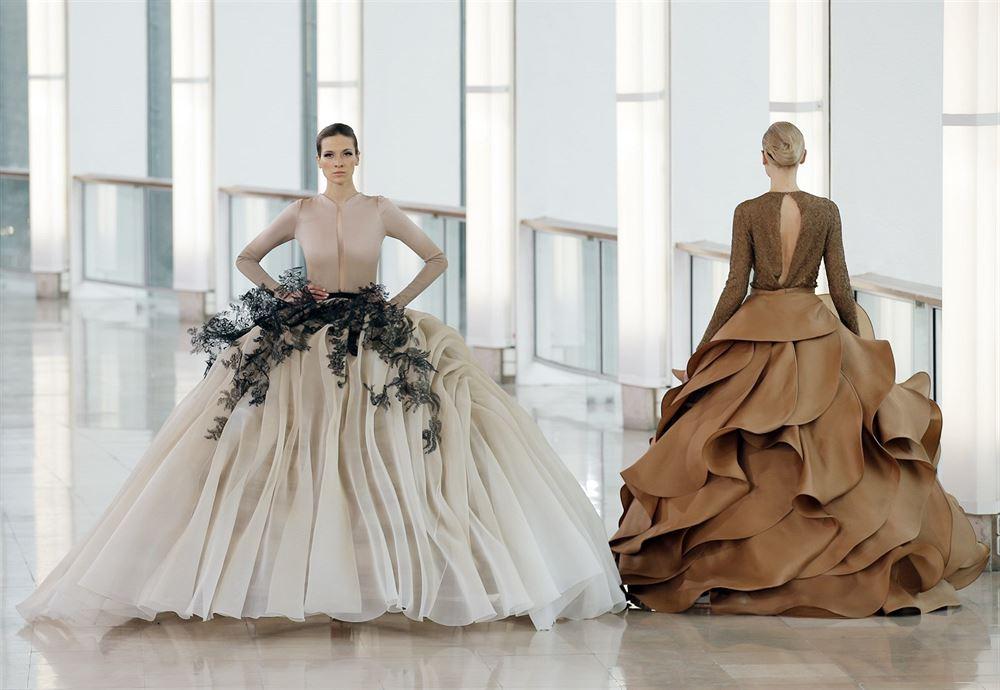 Stephane Rolland Haute Couture jaro - léto 2015