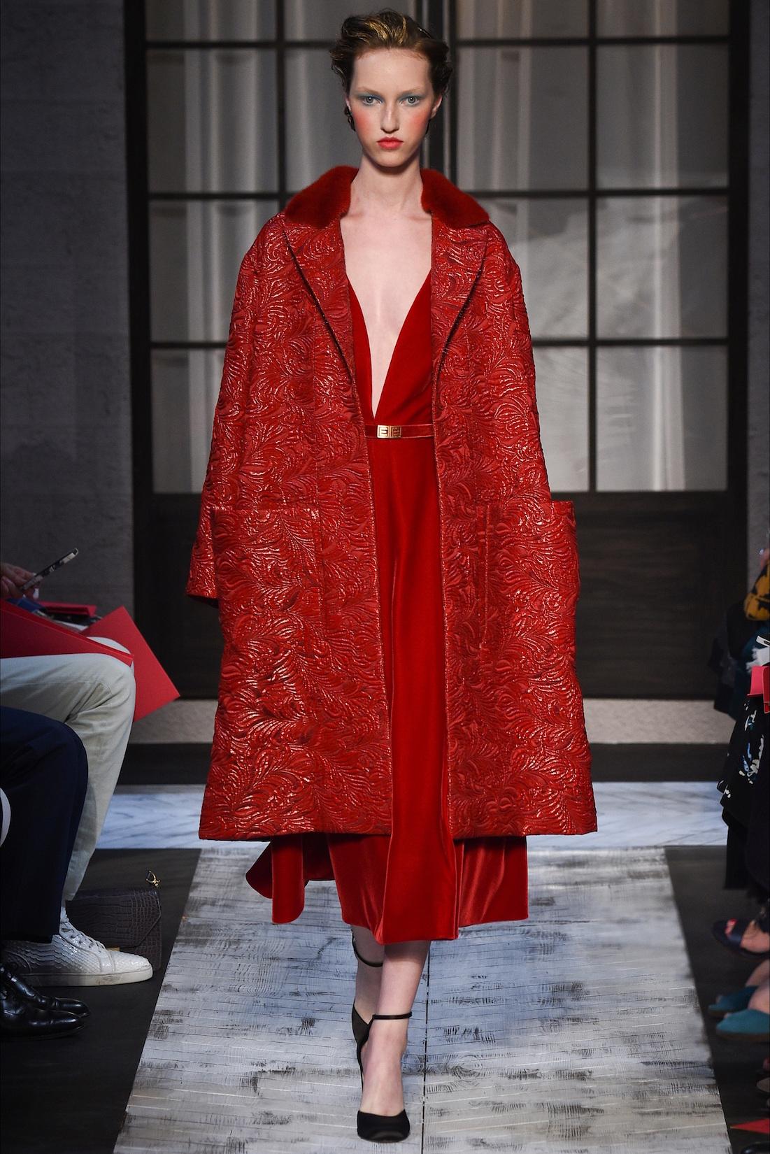 Schiaparelli Paris Haute Couture podzim - zima 2015/2016