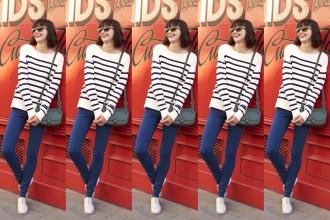 Pruhované tričko a úzké džíny, Long Tall Sally