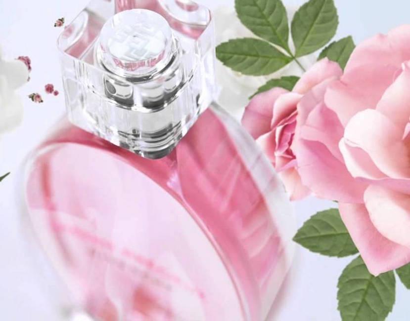 Givenchy: Jardin Precieux - květinově-ovocná toaletní voda se svěží vůní čaje Marie Antoinette, noblesní růže a hrušky